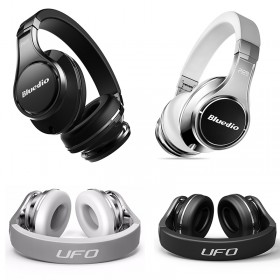 Casti Wireless Bluedio U2 (UFO 2) Stereo, 8 Difuzoare,...