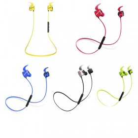 Casti Bluetooth Bluedio TE Sport, Fara fir, In-Ear,...
