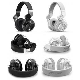 Casti Bluetooth Bluedio T2 Bluetooth 4.1, Wireless,...