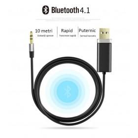 Bluedio BL Cablu Adaptor Bluetooth pentru muzica