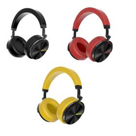 Casti Wireless Stereo Bluedio T5S, Anularea zgomotelor,...