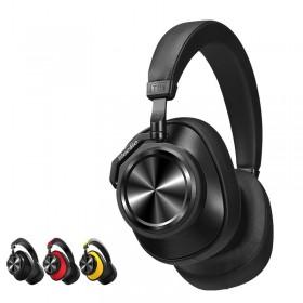 Casti Wireless Bluedio T6S Stereo, Hi Fi, Anularea...